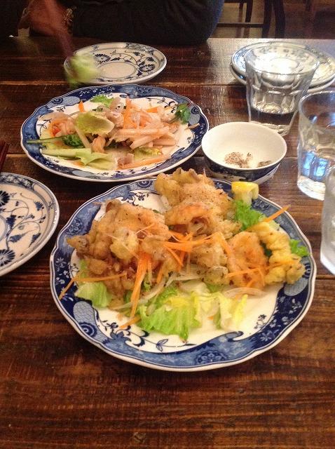 2014.03.26 薬院ゴンゴン…ベトナム料理 003