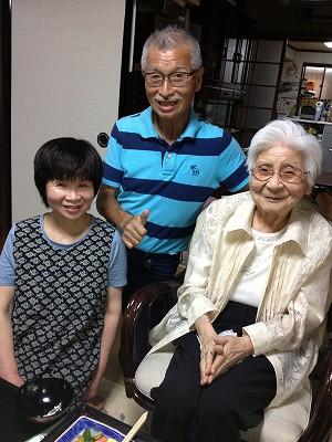 2013.05.25 相良家お母さん上寿の祝い 004