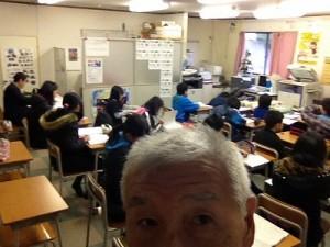 2012.12.25 冬ゼミ小1~6生