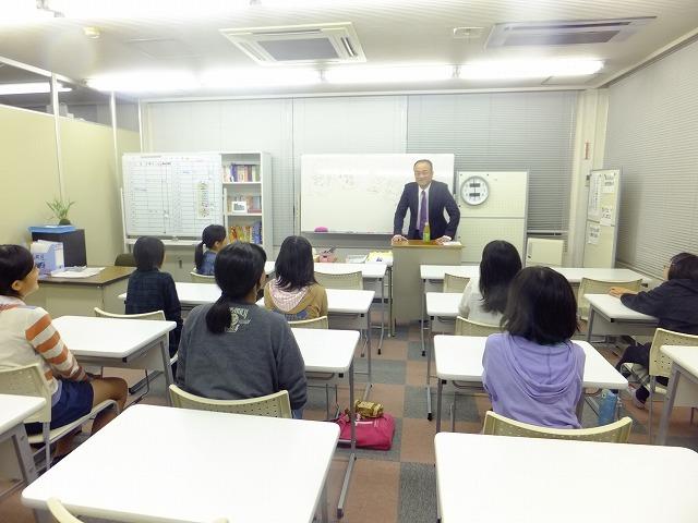 2013.11.02 池内教頭先生来塾 002