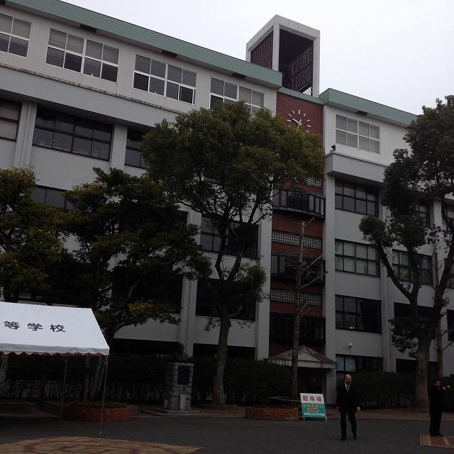 2014.03.01 長崎日大高校卒業式 001