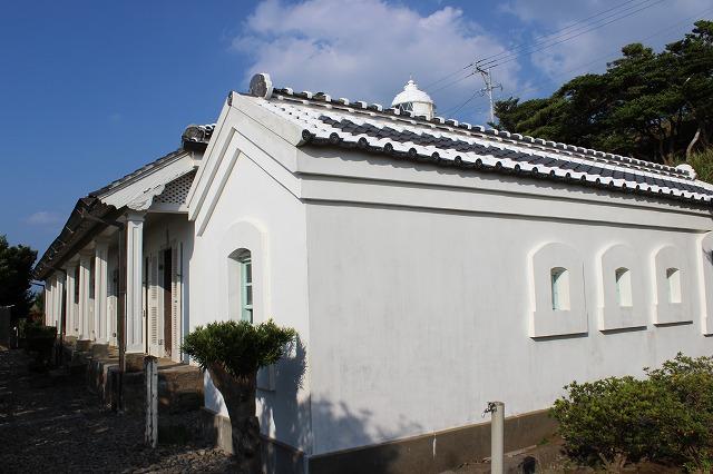 2013.11.04 伊王島灯台官舎