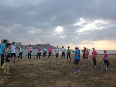 2012.12.9 ホノルルマラソン 002