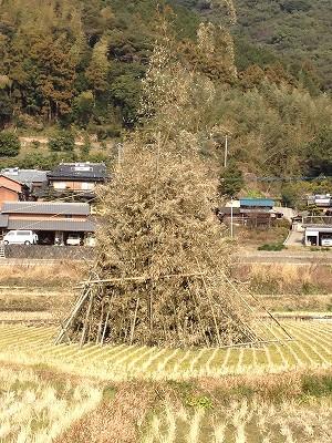 2013.1.9 どんど焼き、なごみの里運動公園 002