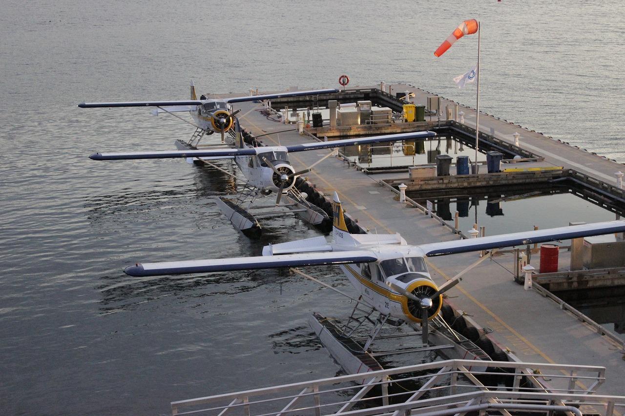バラード入江17…水上飛行機12