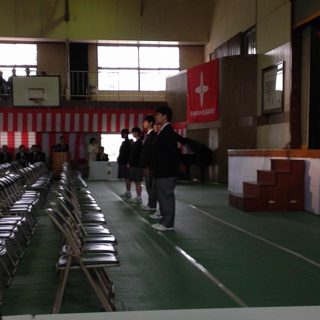 2014.03.01 長崎日大高校卒業式 004