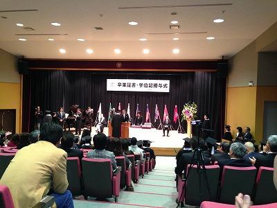 3月1日 卒業式 no2