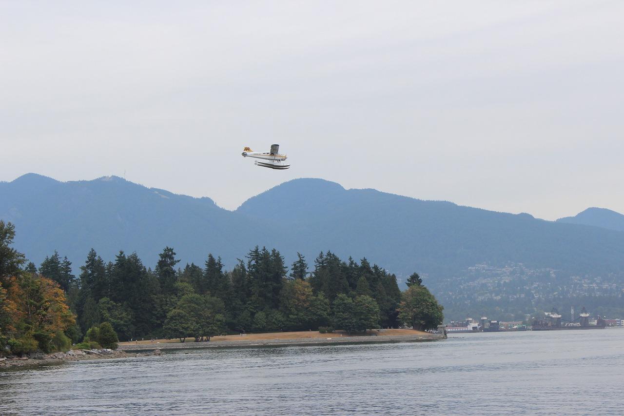 バラード入江4…水上飛行機1